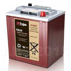 Trojan TE35 Battery