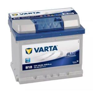 varta b18 car battery 1