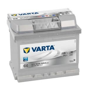 varta c6 car battery 1