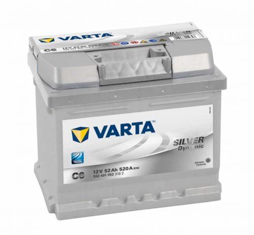varta c6 car battery 1