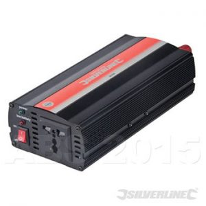 12V Battery Power Inverter - 700 Watt.