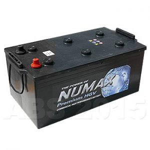 Numax 624 Commercial and Industrial Battery
