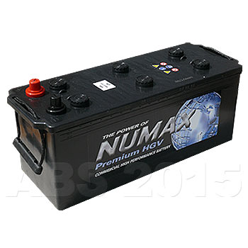 Numax 637 Commercial and Industrial Battery