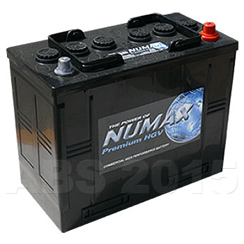 Numax 655 Commercial and Industrial Battery
