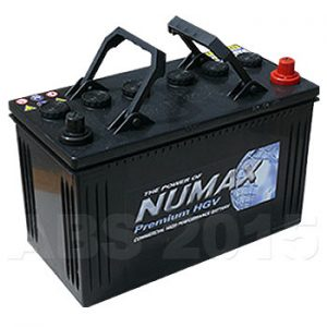 Numax 663 Commercial and Industrial Battery