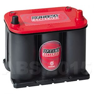Optima RT R 3 7 Red Top Battery