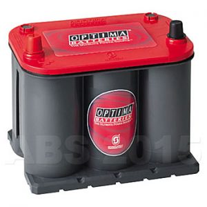 Optima RT S 3 7 Red Top Battery