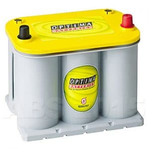 Optima YT R 3 7 Yellow Top Battery