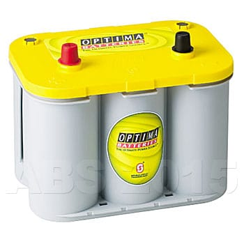 Optima YT S 2 7 Yellow Top Battery