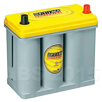 Optima YT R 2 7 Yellow Top Battery