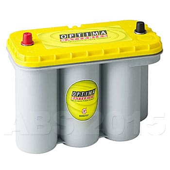 Optima YT S 5 5 Yellow Top Battery