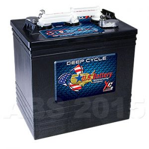 U.S.1800 6 Volt Battery