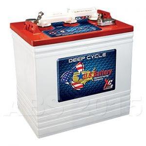 U.S.2200XC2 6 Volt Battery