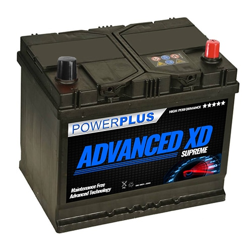 005l xd car battery image