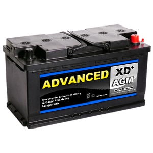 abs 019xd agm battery