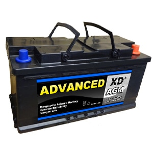 020xd agm battery