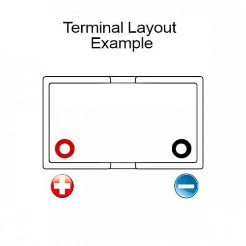 55ah terminal layout image