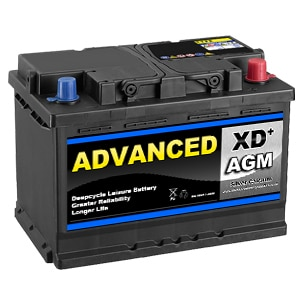 096xd agm battery