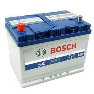 Bosch s4027 car battery