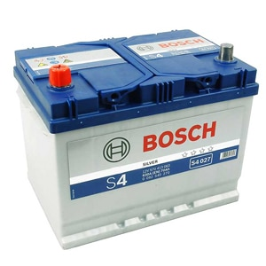Bosch s4027 car battery