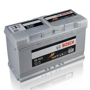 Bosch S5015 car battery