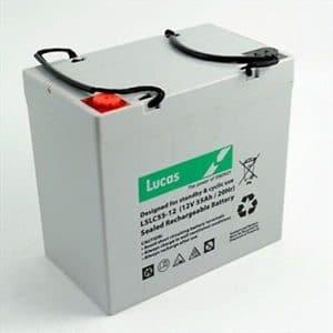 Lucas 55ah battery