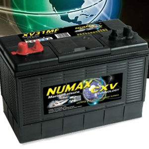 Numax Dual Purpose Batteries