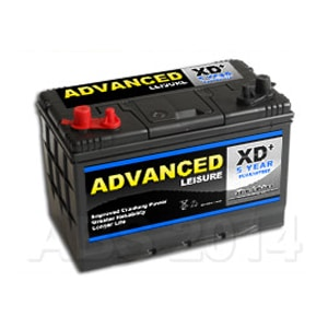 XD27 leisure battery