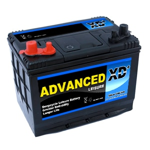 Abs XD24 leisure battery type