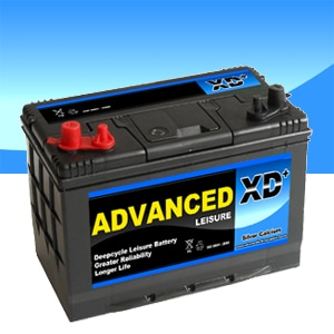 Advanced XD Leisure Batteries catergory image