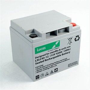Mobility Battery Catalogue
