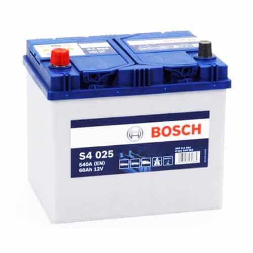s4025 bosch car battery