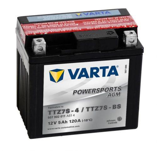varta ytz7s battery