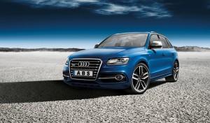 Audi car battery background image