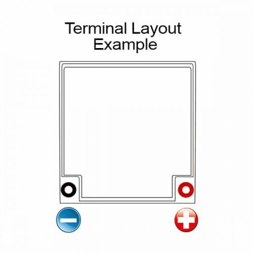 26ah terminal layout image