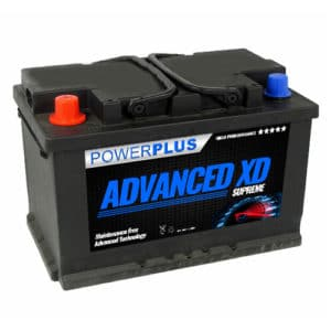 096r xd car battery