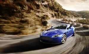 Aston Martin Car Battery Background