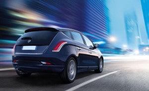 Lancia car battery background image