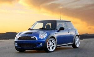 Mini Car Batteries Background Image