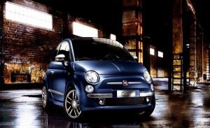 Fiat car batteries background