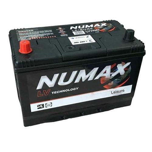 Numax LV26 Battery