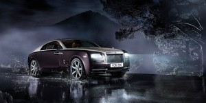 Rolls Royce car batteries background