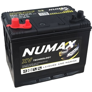Sealed Dual Starter and Deep Cycle Batteries