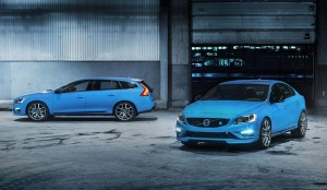 Volvo car batteries background image