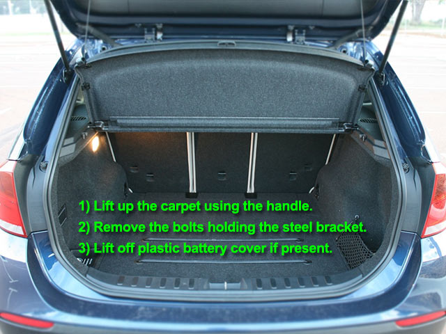 bmw x1 car battery location car batteries. Black Bedroom Furniture Sets. Home Design Ideas