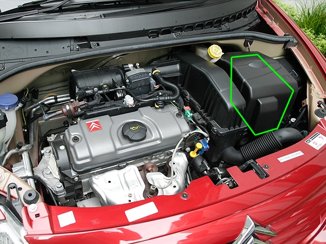 C on Bmw X6 Battery Location