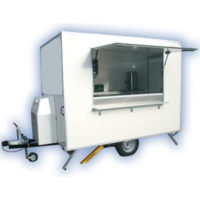 Mobile catering batteries