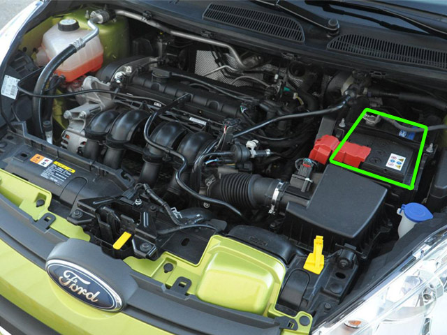 Ford Focus  Disel Car Battery