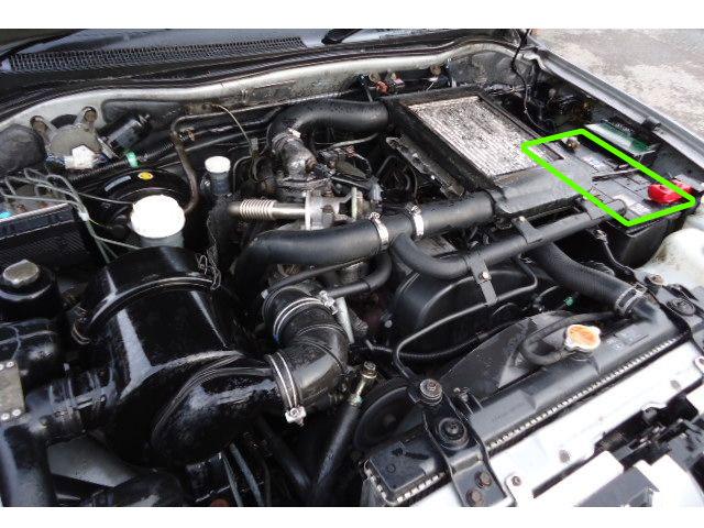 Mitsubishi L200 Battery Location Car Batteries