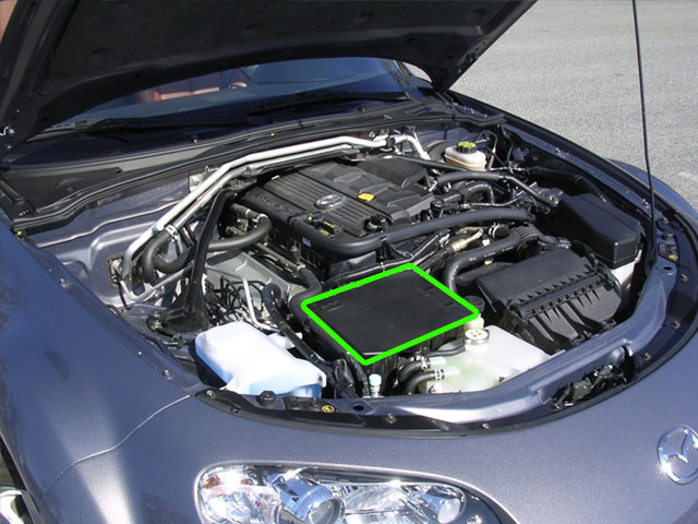 Mazda Mx5 Car Battery Location Abs Batteriesrhadvancedbatterysuppliescouk: Mazda Battery Location At Gmaili.net